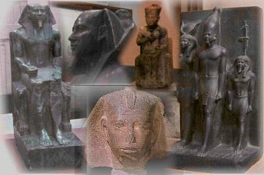 Old Kingdom Statues
